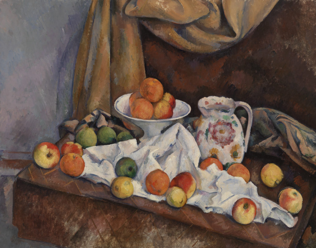 Barnes Collection Online — Paul Cézanne: Still Life with Skull ...