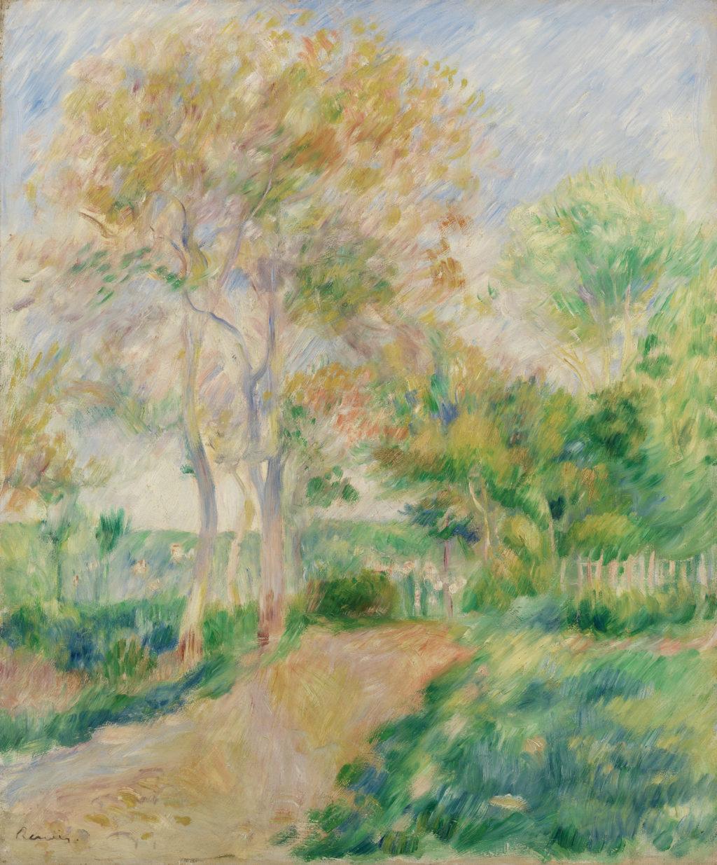 Autumn Landscape (Paysage d'automne)