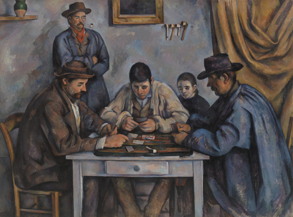 The Card Players (Les Joueurs de cartes)